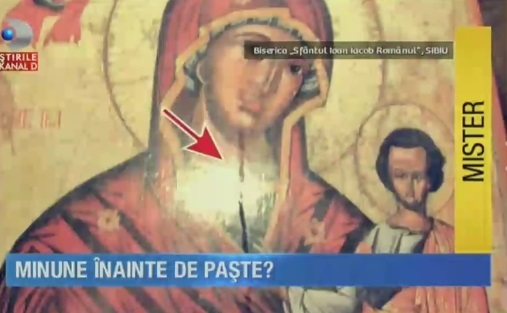 Zamirotočila ikona Bogorodice pred kojom mnogi nalaze smiraj