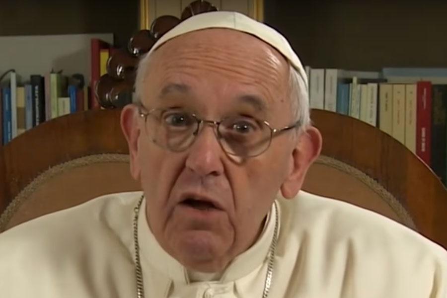 Papa: 'Naša budućnost nije u rukama svjetskih moćnika i političara'