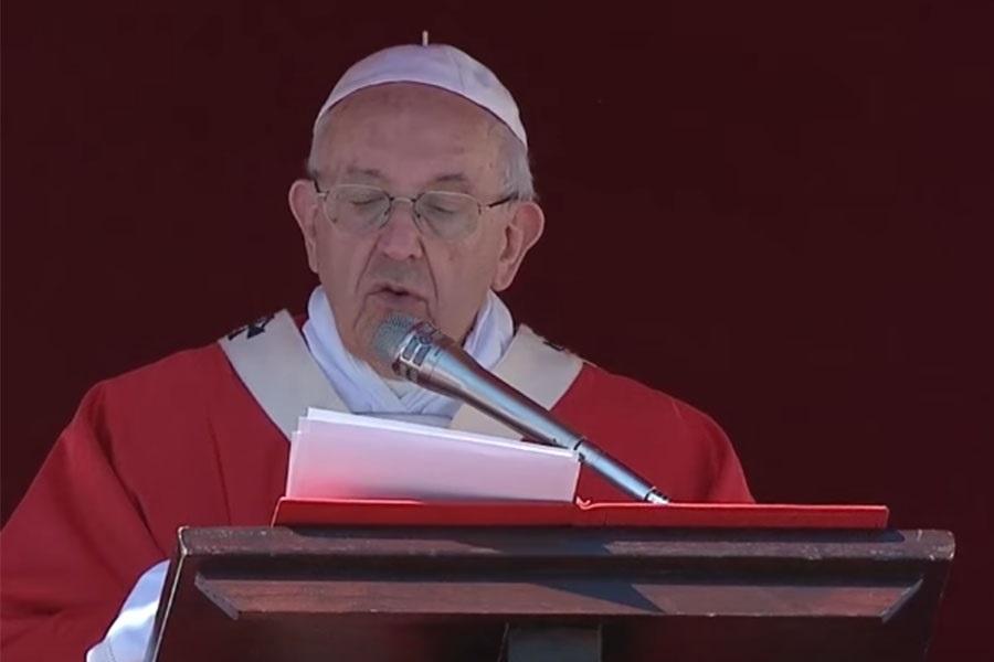 Papa Franjo: Prepoznati Isusa u onima koji trpe!
