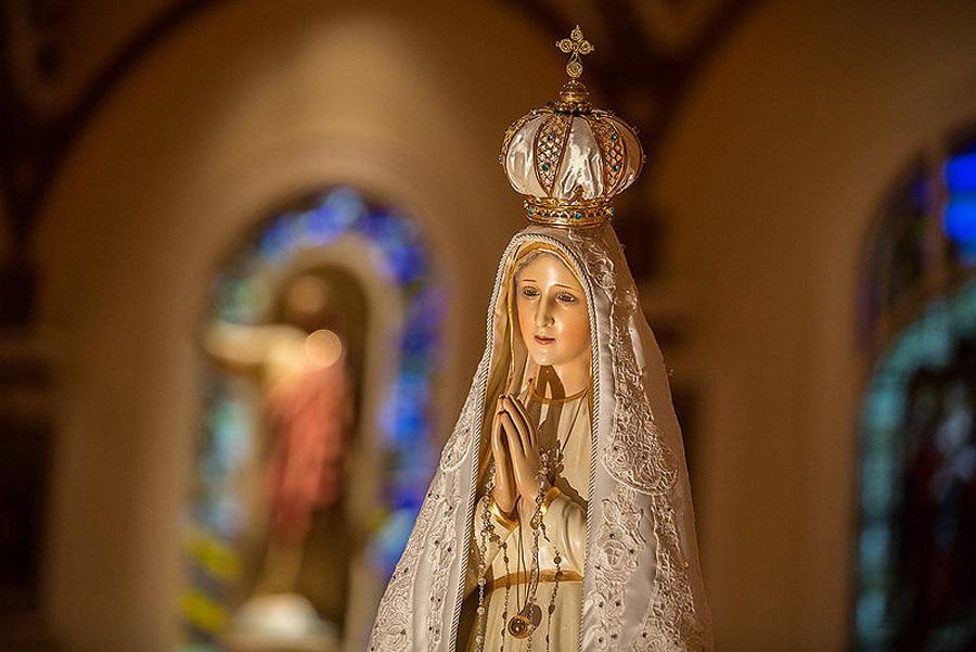 Bogorodica Fatimska daje snagu u životnim teškoćama