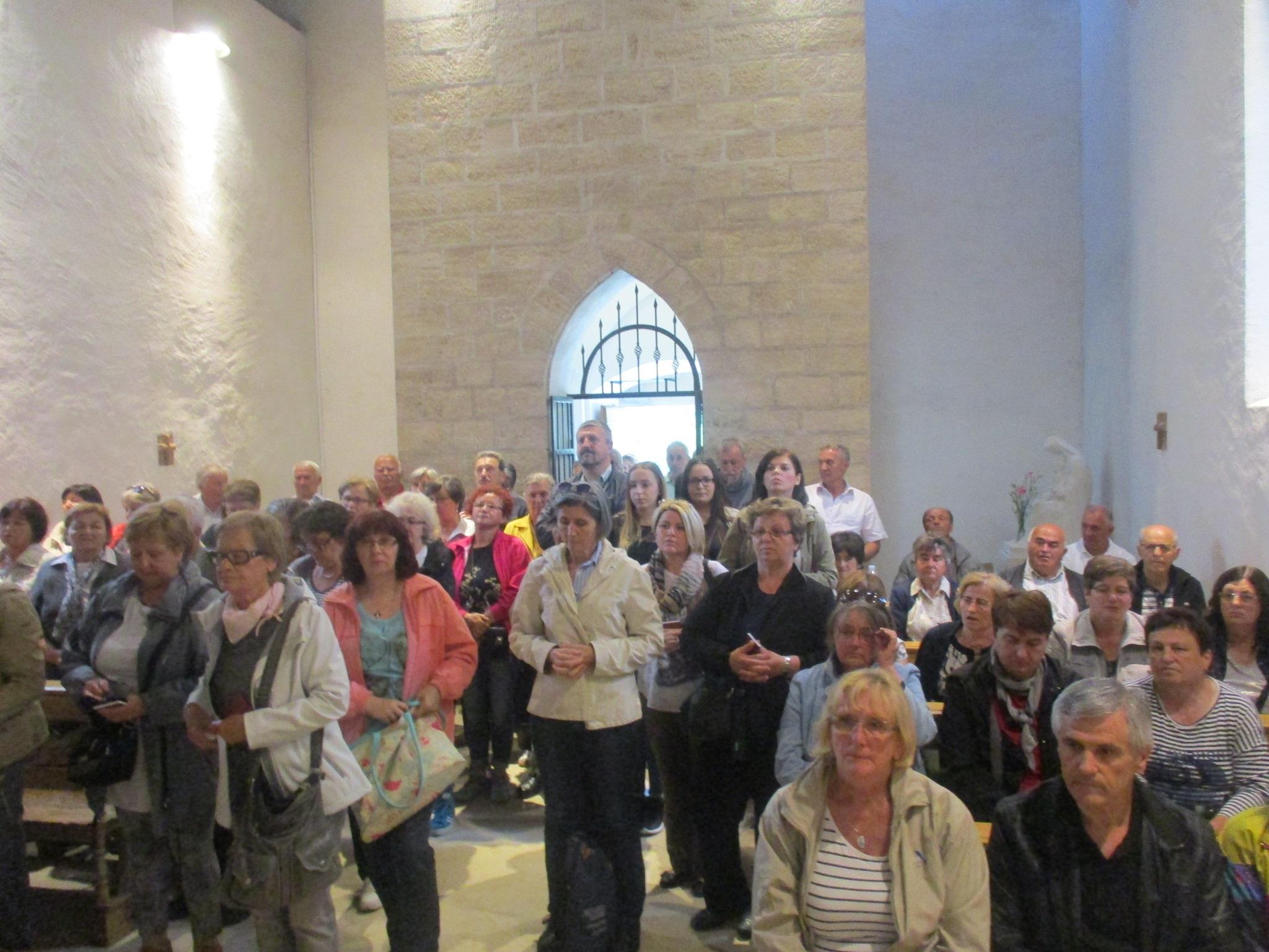 U Podmilačju po prvi put u povijesti služena grkokatolička liturgija