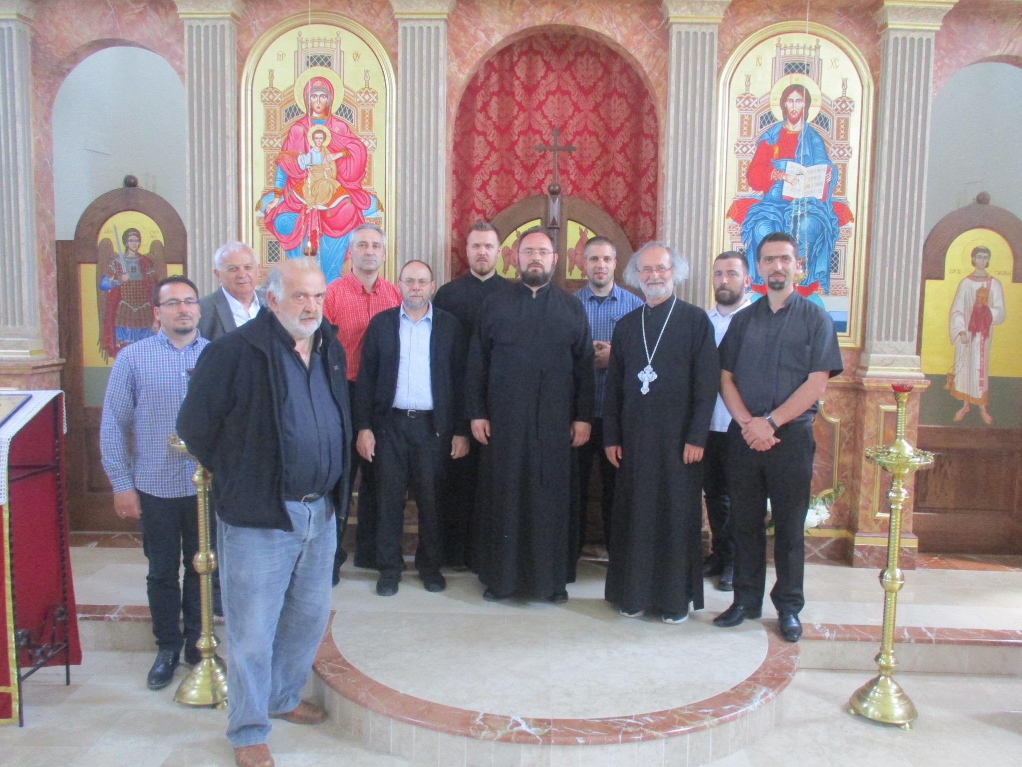 U Jastrebarskom održan sastanak svećenstva Žumberačkog vikarijata