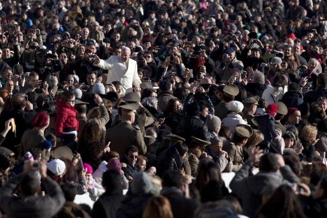 Sveti Otac: Istinska nada nije jeftina nego uvijek prolazi putem poraza
