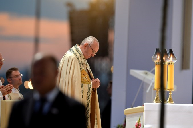 Ako ne reagiramo na poticaje Duha Svetoga, prijeti nam opasnost hladne, ideološke vjere