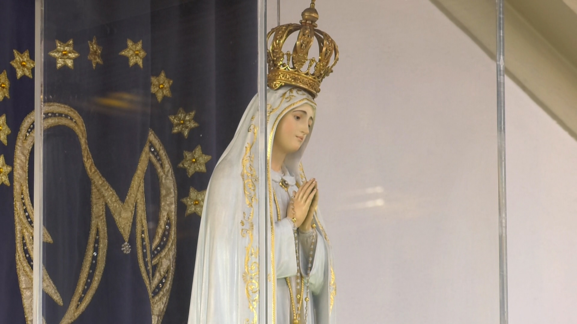 Posvetna molitva Gospi Fatimskoj o stotoj obljetnici ukazanja