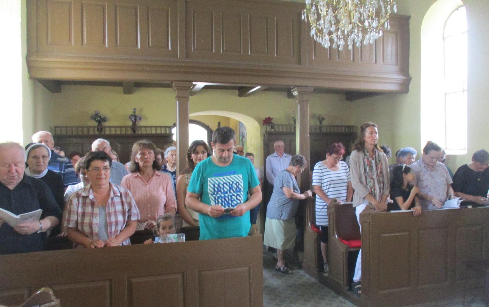 U Grabru proslavljen blagdan Rođenja svetog Ivana Krstitelja