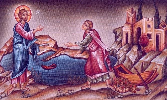 Krist i danas nakon tolikih stoljeća poslije svoje smrti i uskrsnuća zove u svoju službu