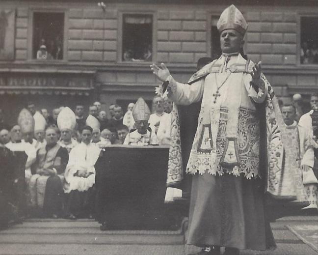 Fotografija kojom je zabilježena povijest grkokatolika u Bosni i Hercegovini