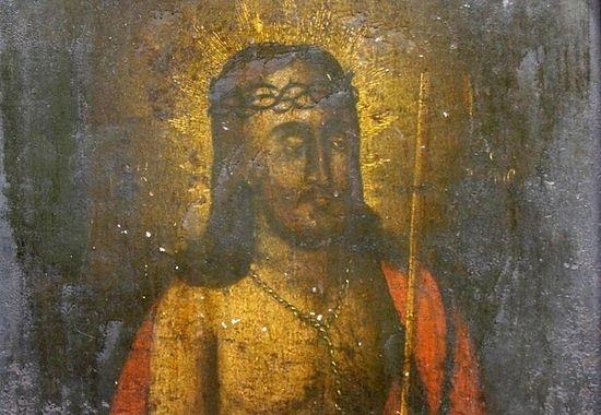 """O najnovijim događajima s ikonom """"Krista u sužanjstvu"""" trezveno i razborito"""