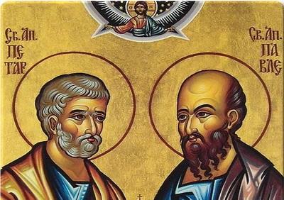 Sv. Petar i Pavao navjestitelji Radosne vijesti