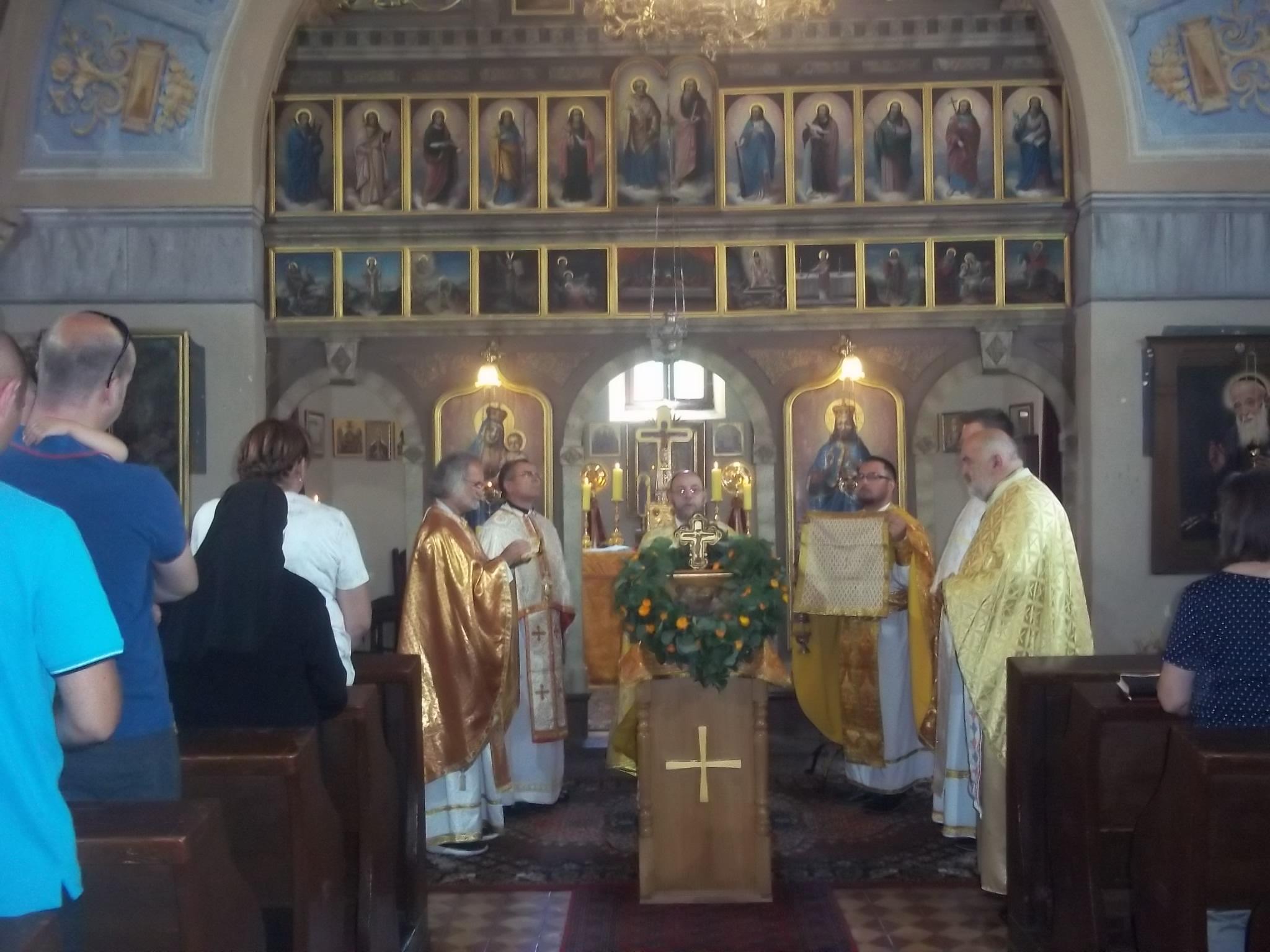 U Sošicama proslavljen blagdan sv. Petra i Pavla