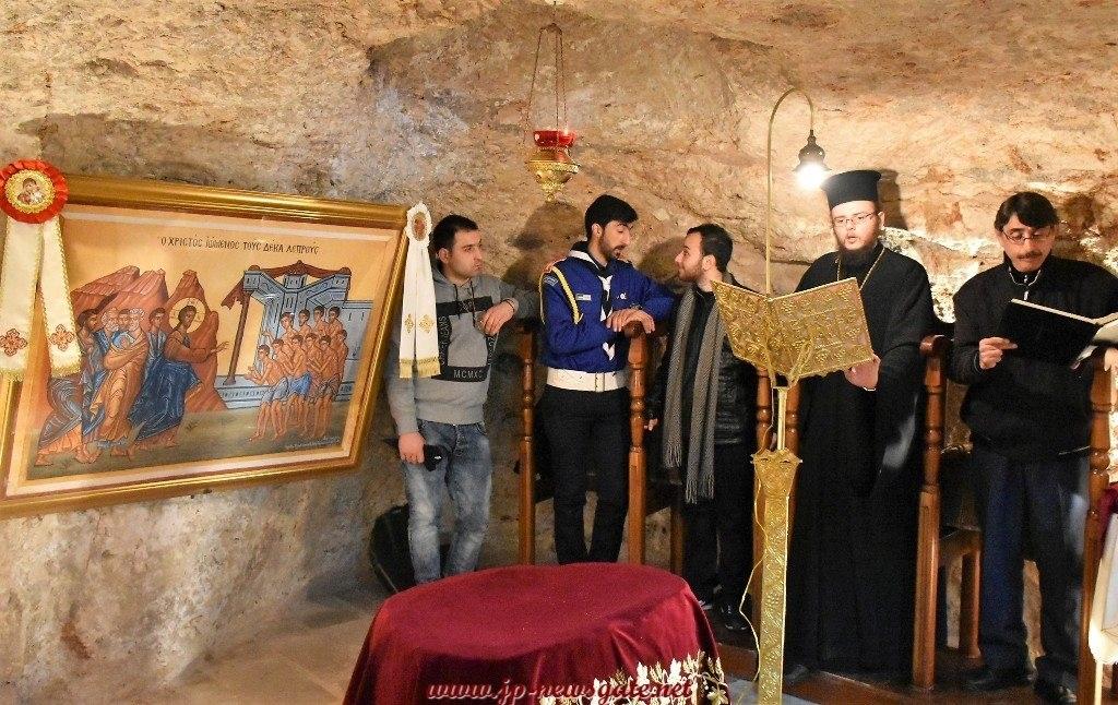 Selo Burqin mjesto gdje je Isus izliječio deset gubavaca