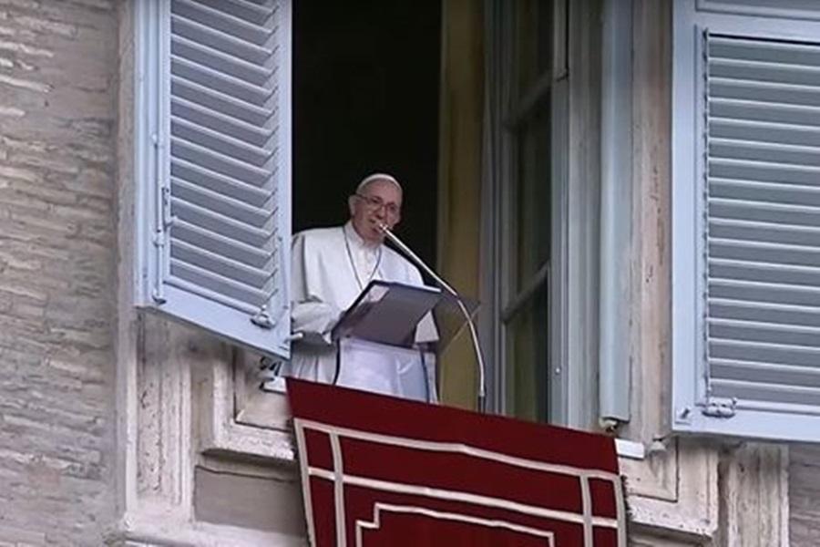 Papa Franjo: Radost Evanđelja ispunja srca onih koji susreću Isusa