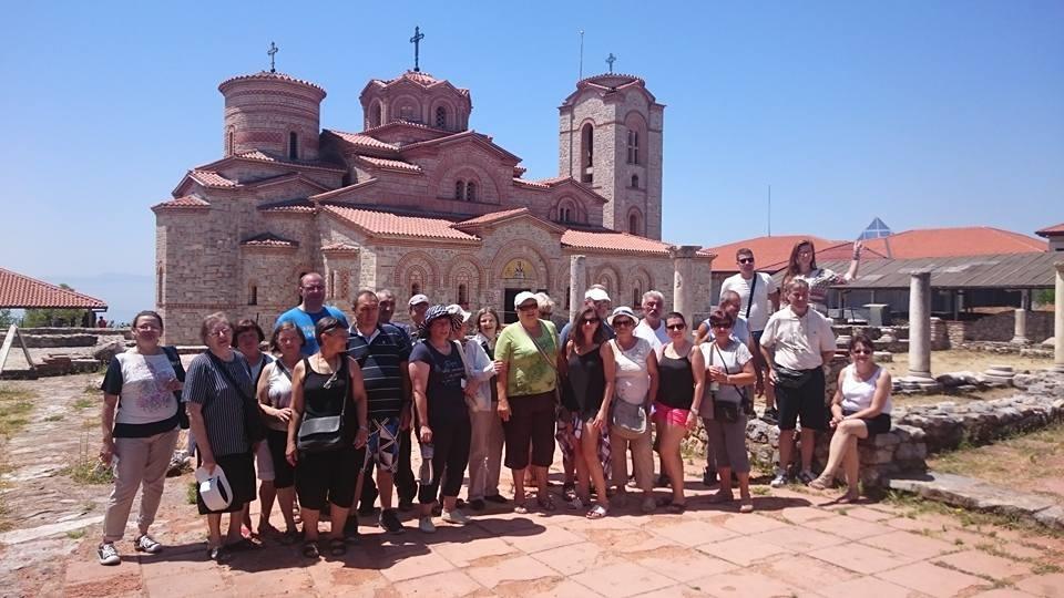 Žumberčani na hodočašču u Makedoniji