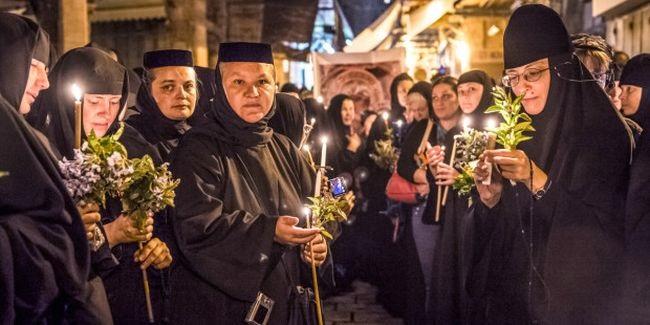 Blagoslov ljekovitog bilja na Uspenije presvete Bogorodice