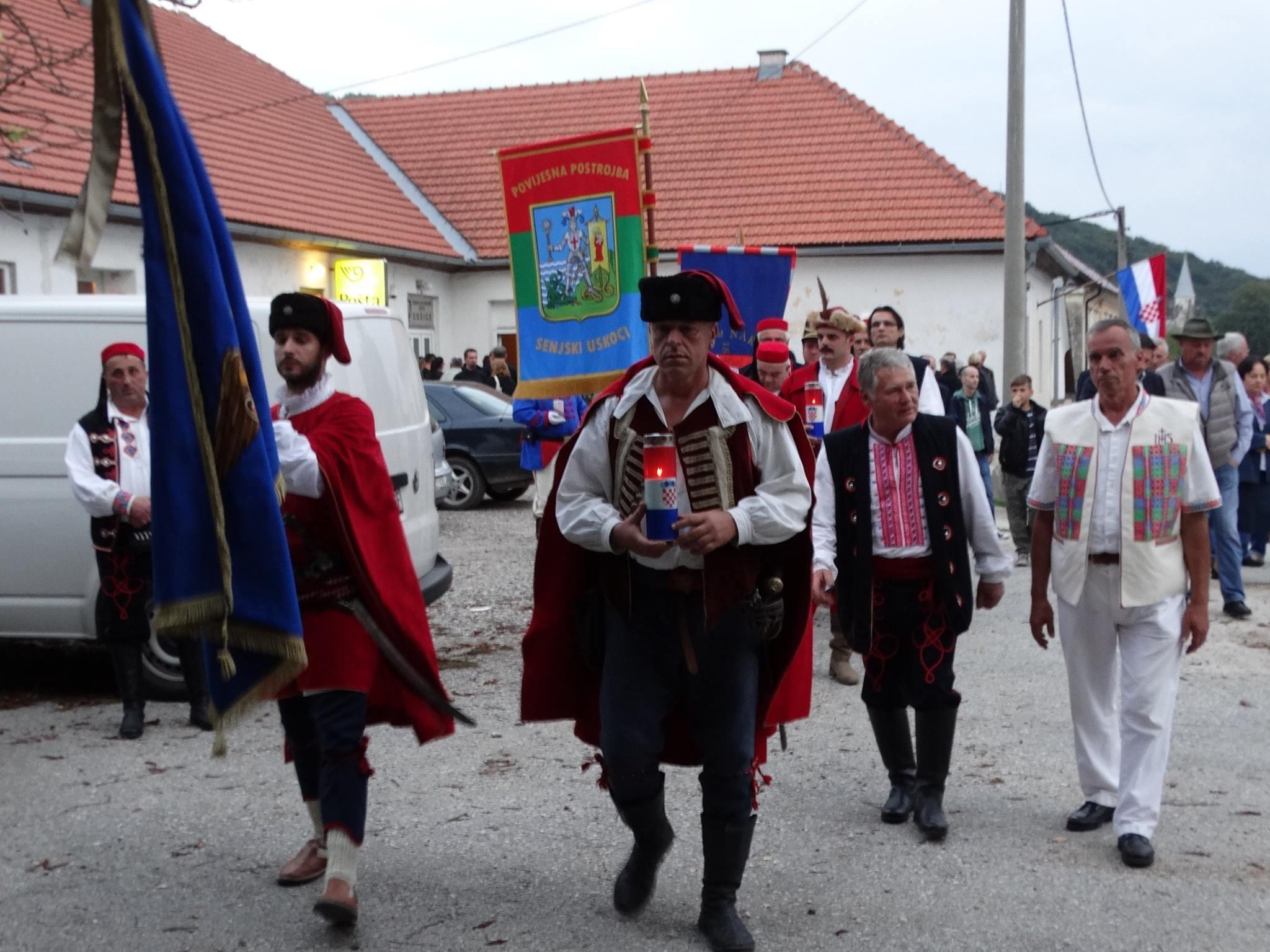 U Sošicama velikom svečanošću obilježeno 400 godina od doseljenja uskočkih obitelji iz Senja u Žumberak