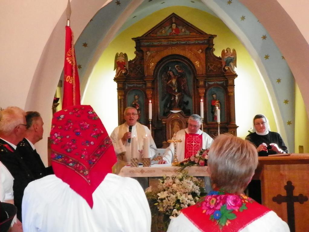 U Kalju proslavljen blagdan sv. Mihaela Arkanđela