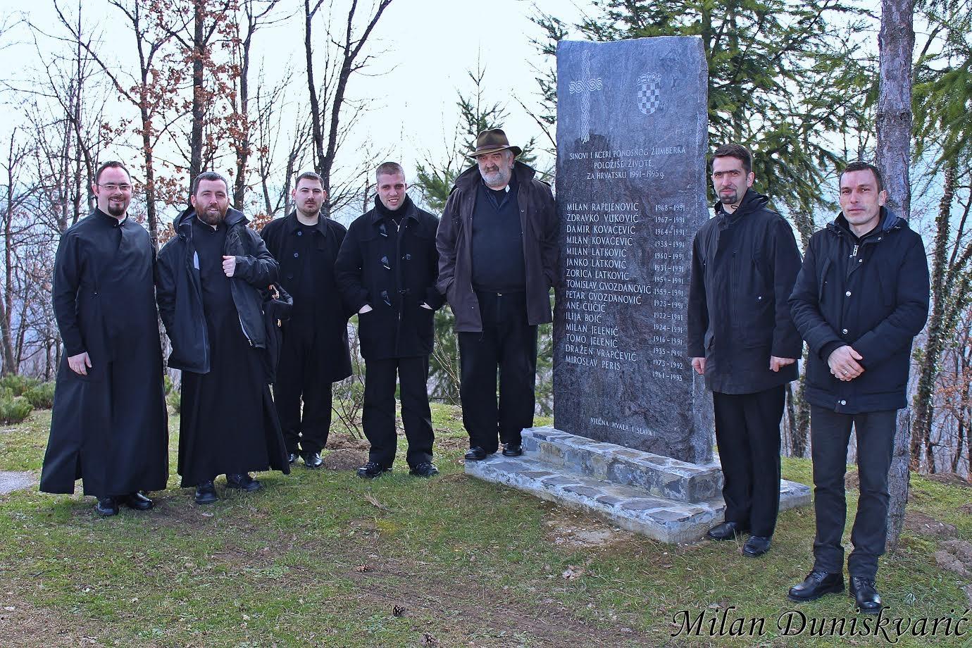 U subotu braniteljski skup u Stojdragi – Crkva u Žumberku moli za svoje poginule branitelje