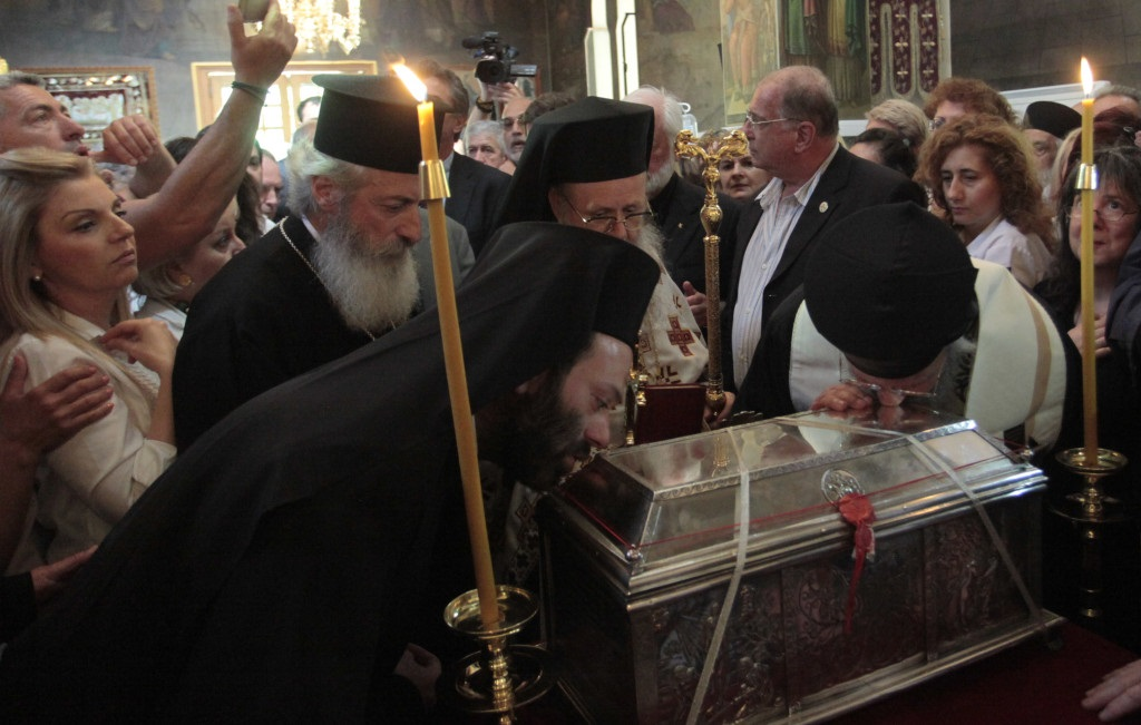 Sveta Barbara koju je ubio vlastiti otac povezuje Istočnu i Zapadnu Crkvu