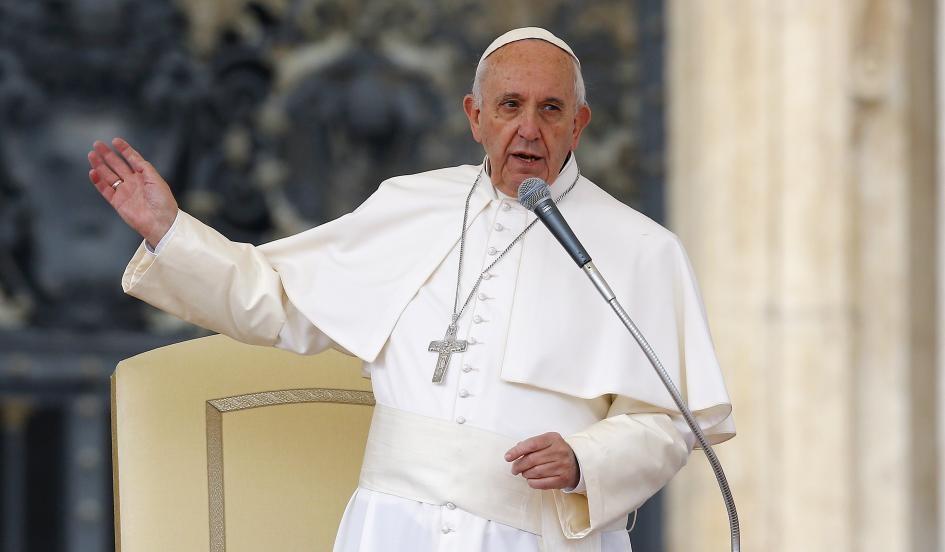 Papa: Nemojte maknuti Isusa od Božića, Isus je središte Božića, Isus je pravi Božić!