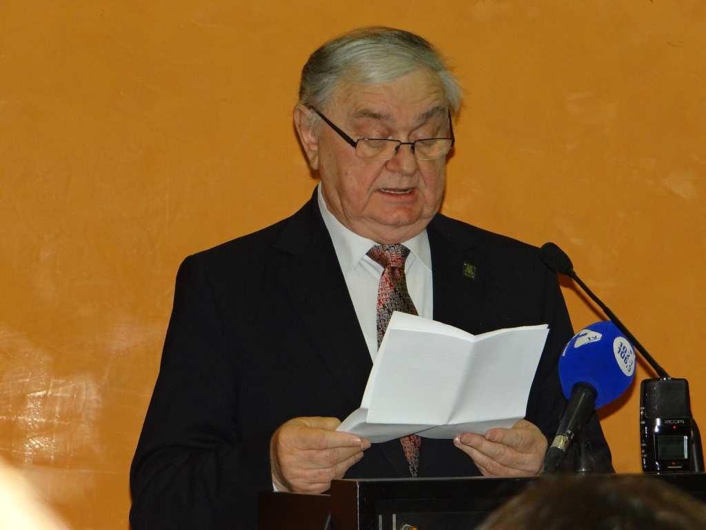 Govor akademika Stjepana Damjanovića na prezentaciji 40. broja Žumberačkog krijesa u Matici hrvatskoj