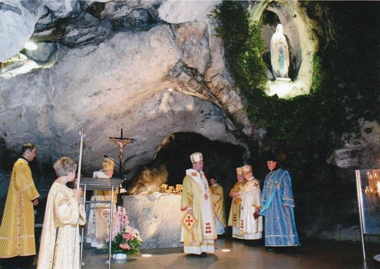 Grkokatolici s radošću očekuju 11. veljače 2018. kada se slavi 160 godina od ukazanja u Lurdu