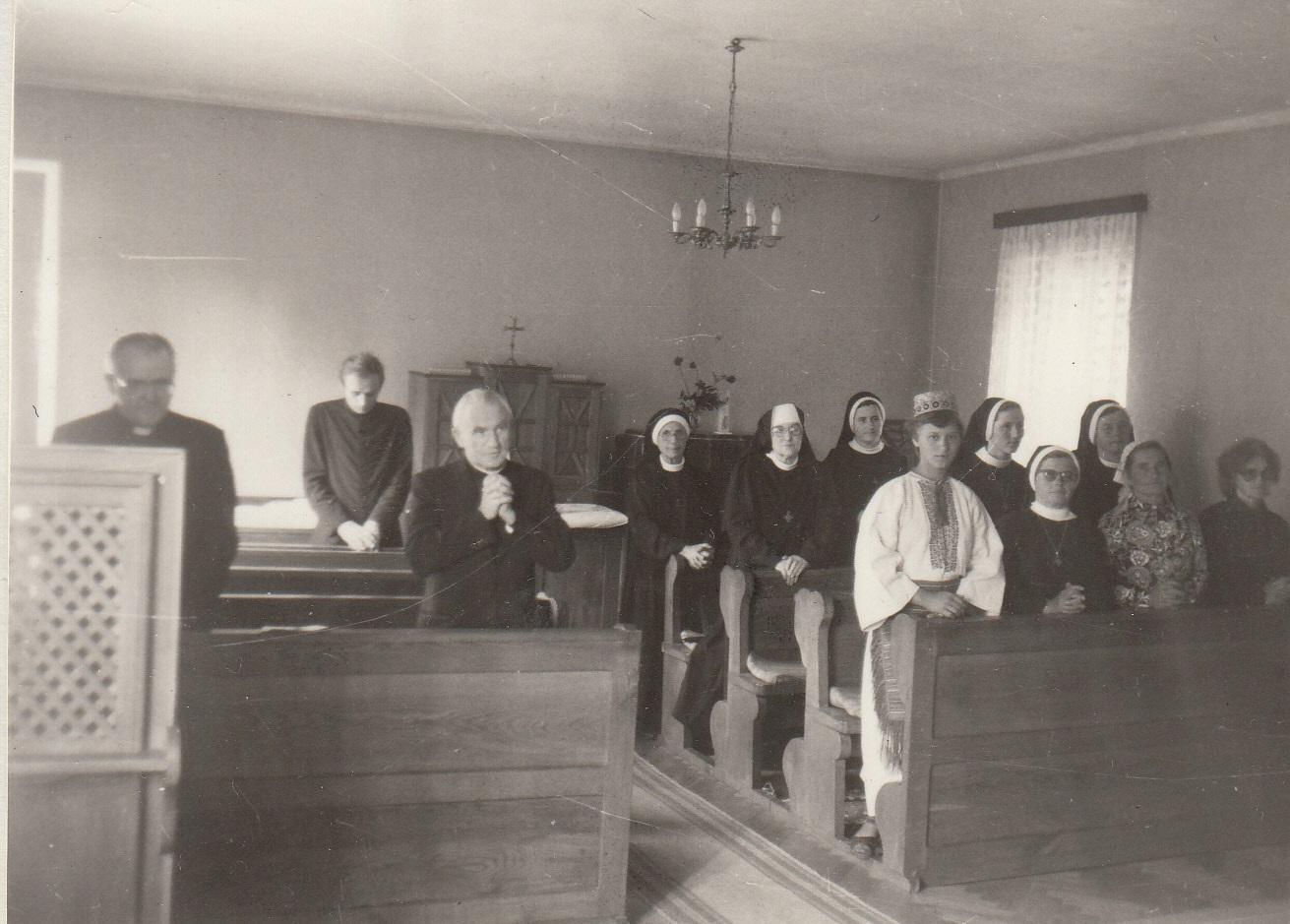 Izlaženje Žumberačkog krijesa blagoslovio je 1978. godine metropolita hrvatskih grkokatolika nadbiskup Franjo Kuharić