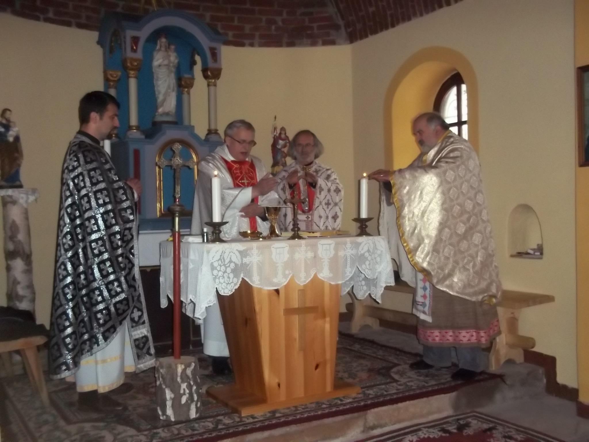 Zadušnica povodom 10-te godišnjice smrti svećenika Stjepana Ivanušića