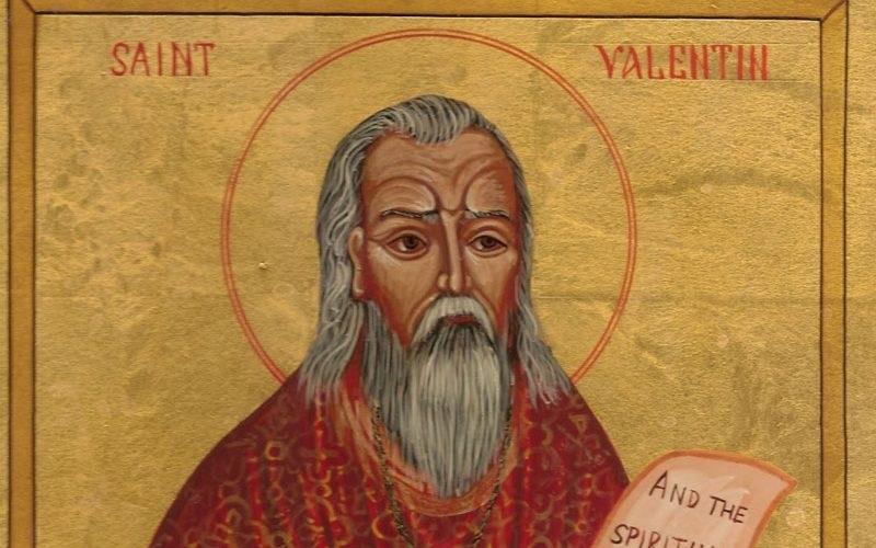 Sveti Valentin svetac zaštitnik zaljubljenih