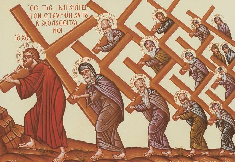 Uzmi svoj križ i kreni za mnom