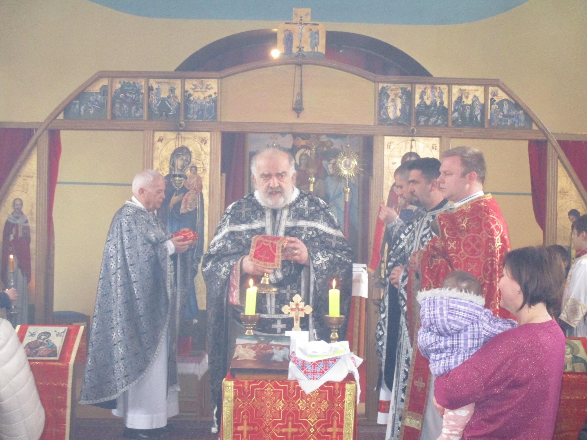 U Samoboru liturgijski obilježena Zadušna subota