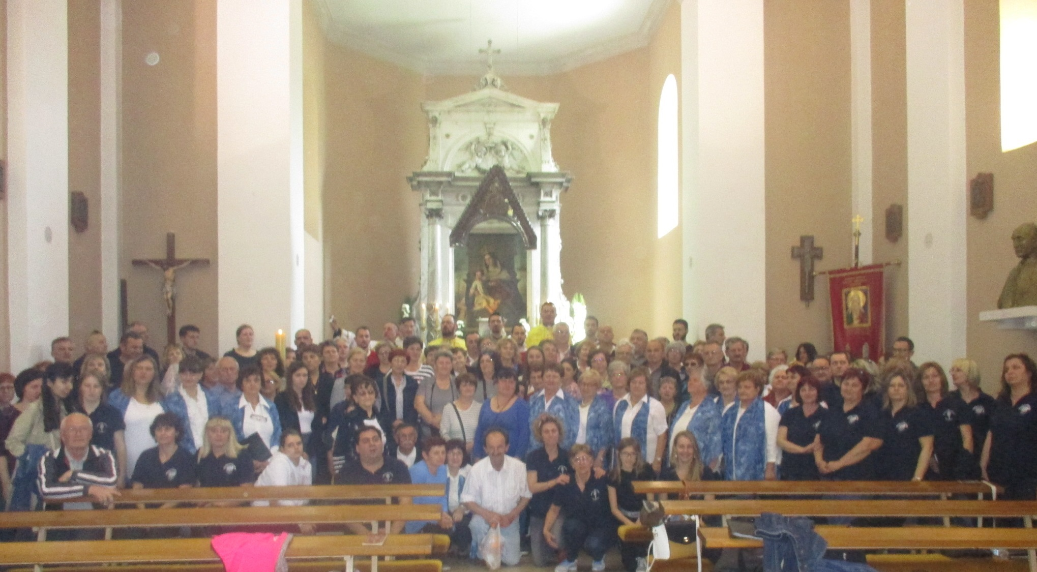 Povodom Godine obnove krsnog zavjeta održano veliko grkokatoličko hodočašće u Solin