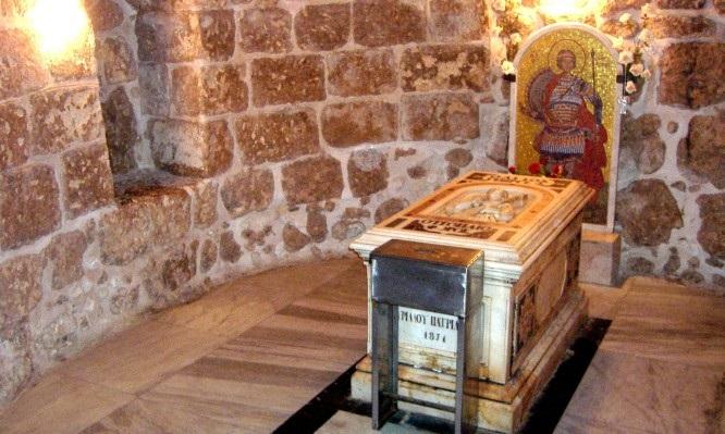 Sveti velemučeniče Jurju moli za naše obitelji