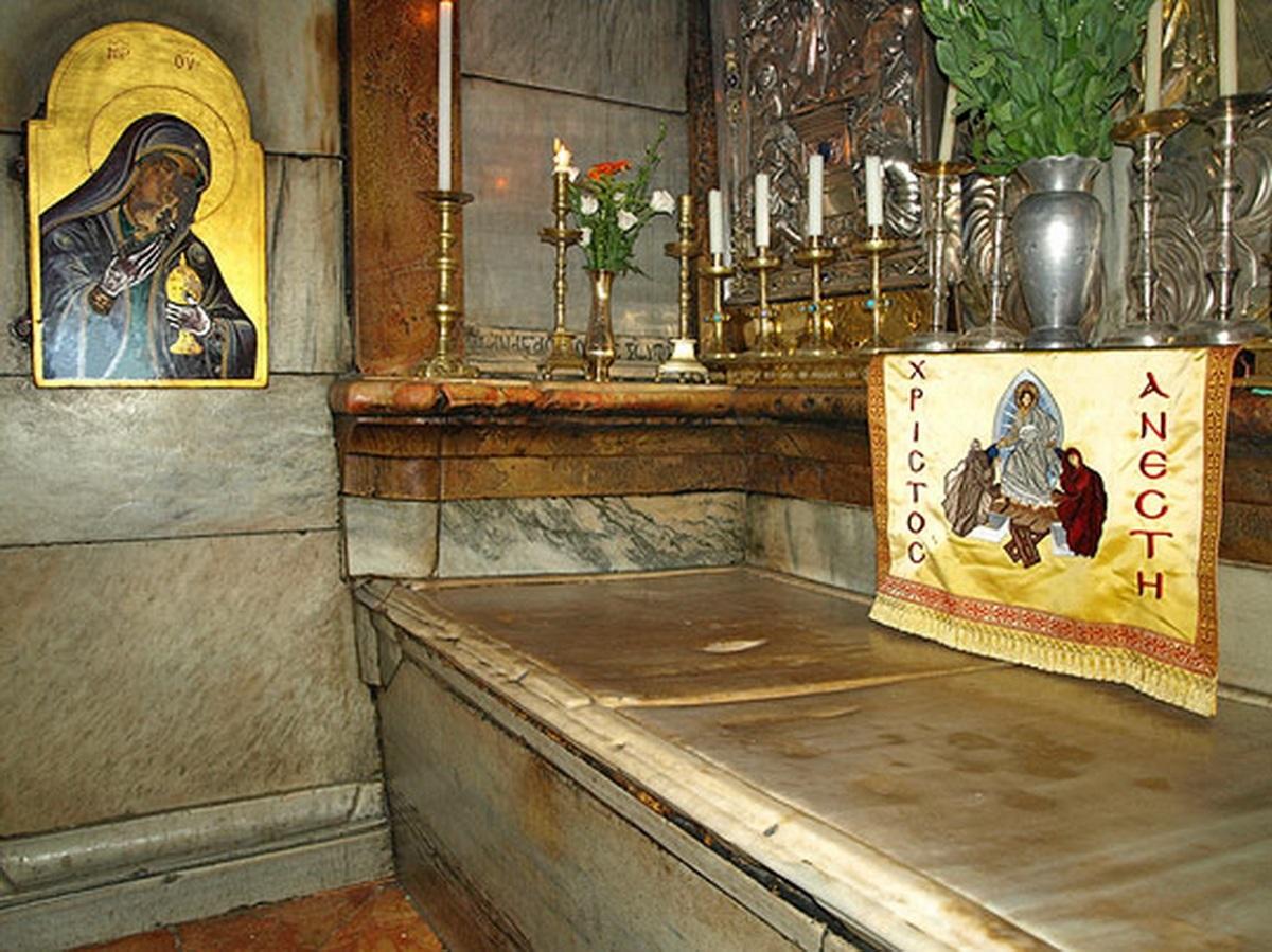 Marija Magdalena prva je svjedokinja uskrsnuća Isusova