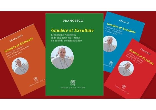 Objavljena nova apostolska pobudnica pape Franje 'Radujte se i kličite'