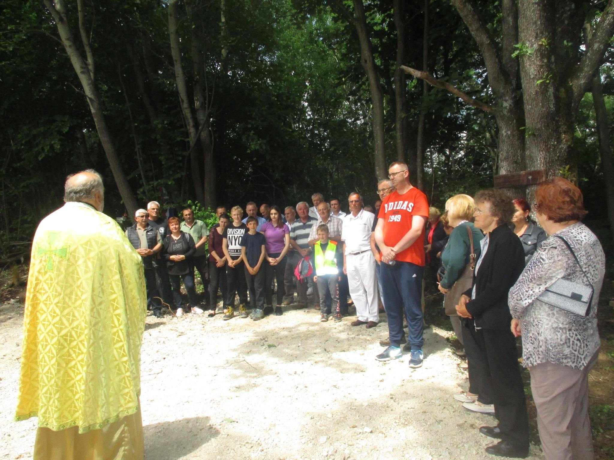 Liturgijsko okupljanje na Grabarku