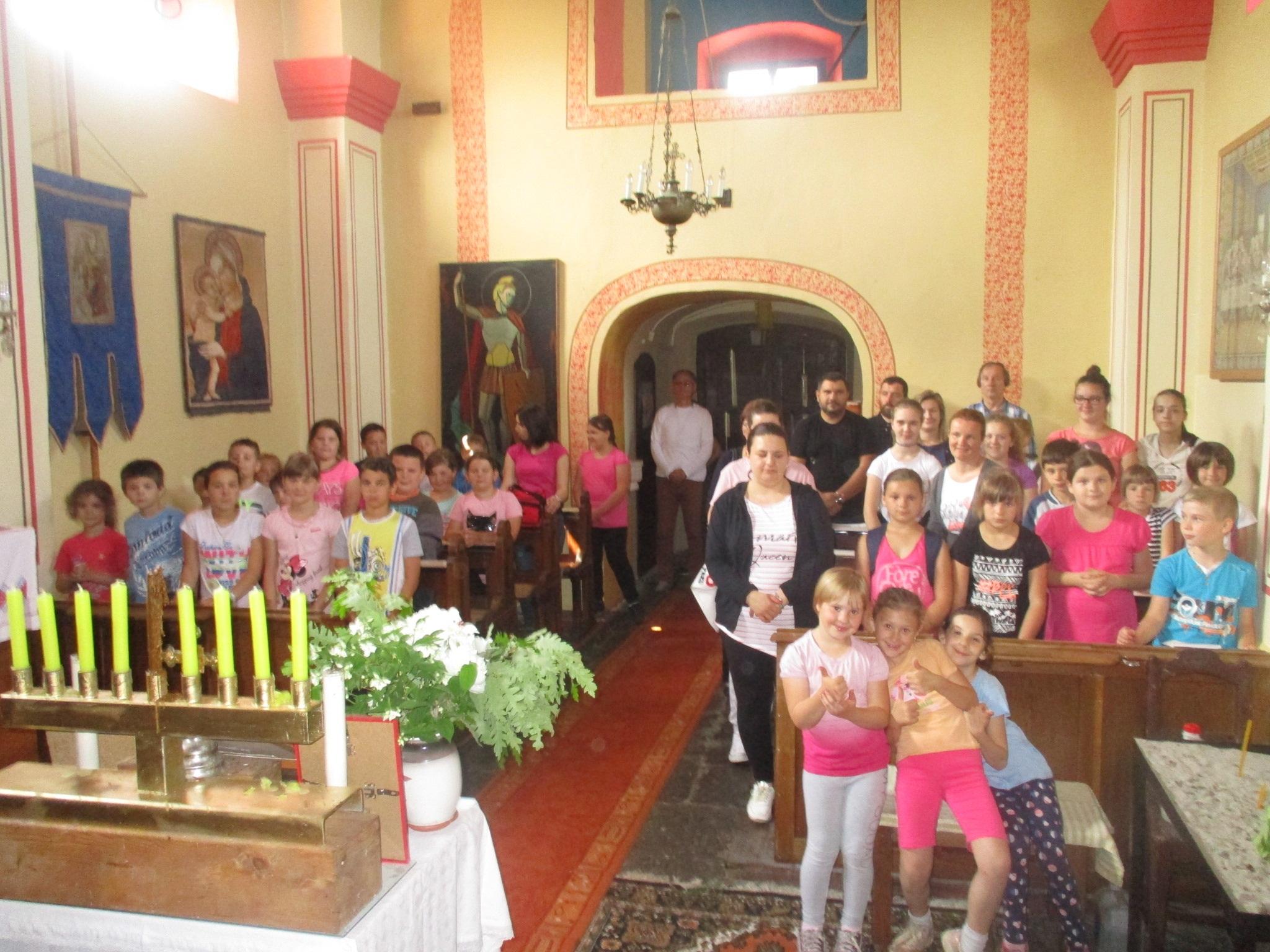 U župi Stojdraga održan susret žumberačkih osnovnih škola