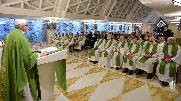 Papa Franjo: 'Jesam li danas bio sol i svjetlo?'