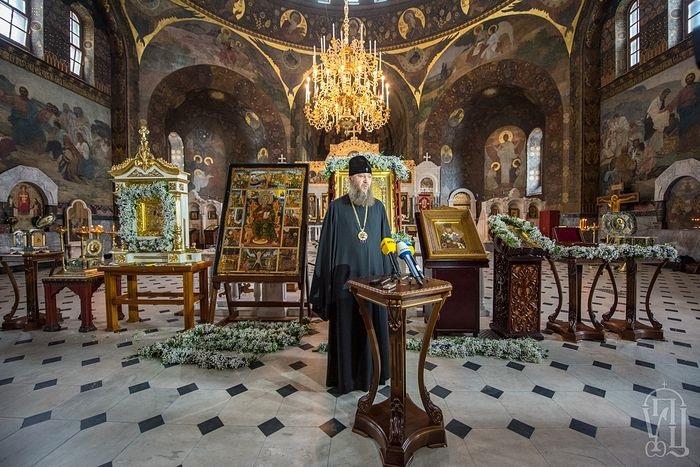 Relikvije sv. Klementa pape rimskoga stigle u Kijev, biti će nošene u procesiji povodom 1030 godina pokrštenja Kijevske Rusije