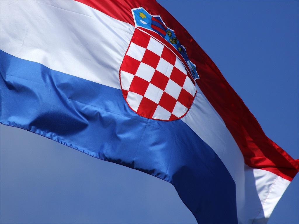 Pjesma Moja domovina u izvedbi Hrvatskog Band aida