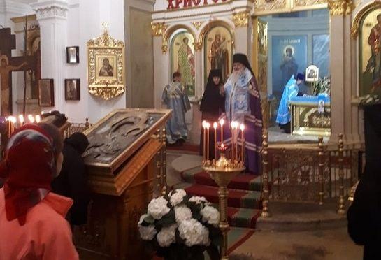 Uoči Velike Gospe na poticaj Benediktinaca sin njemačkog oficira nakon 75 godina vratio pravoslavnima čudotvornu ikonu Bogorodice