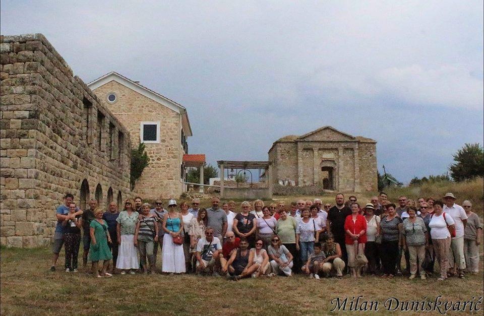 Vjernici iz Žumberačkog vikarijata posjetili grkokatoličke svetinje u Dalmaciji