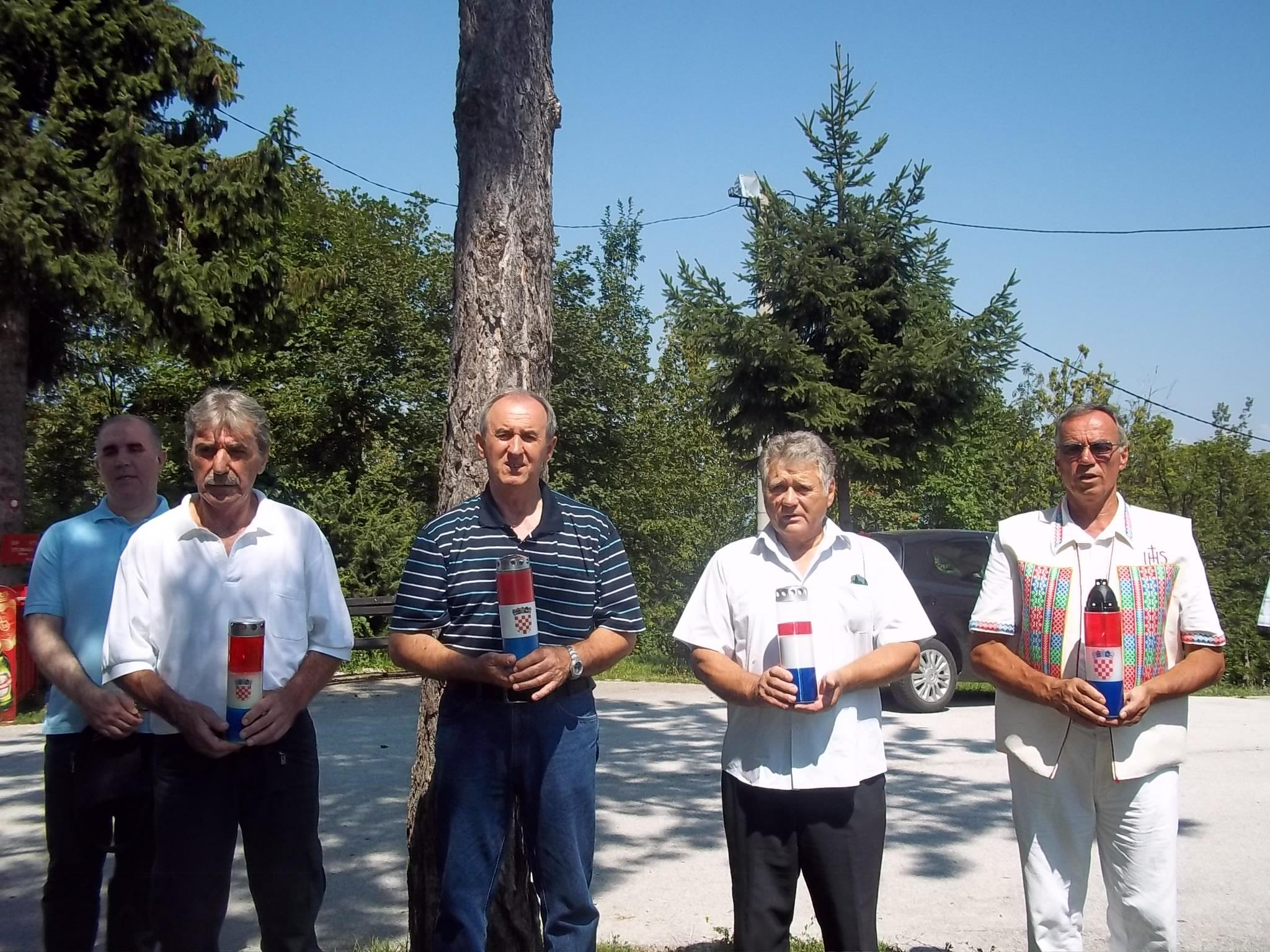 Dan domovinske zahvalnosti obilježen spomenom na poginule Žumberčane