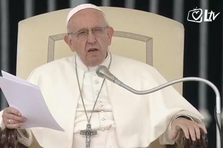 Papa: 'Kako naše rane mogu biti potencijal?'
