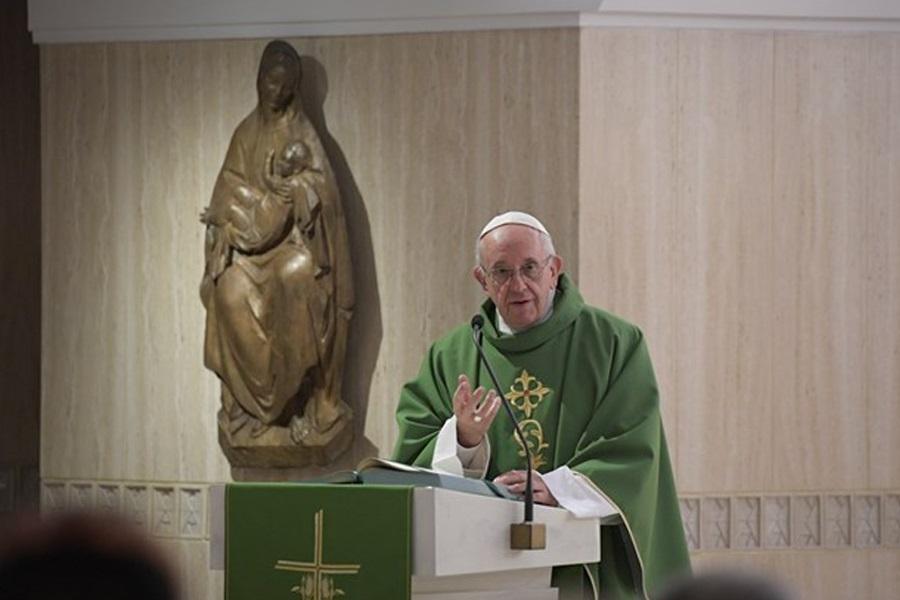 Papa: Veliki tužitelj želi potaknuti sablazan