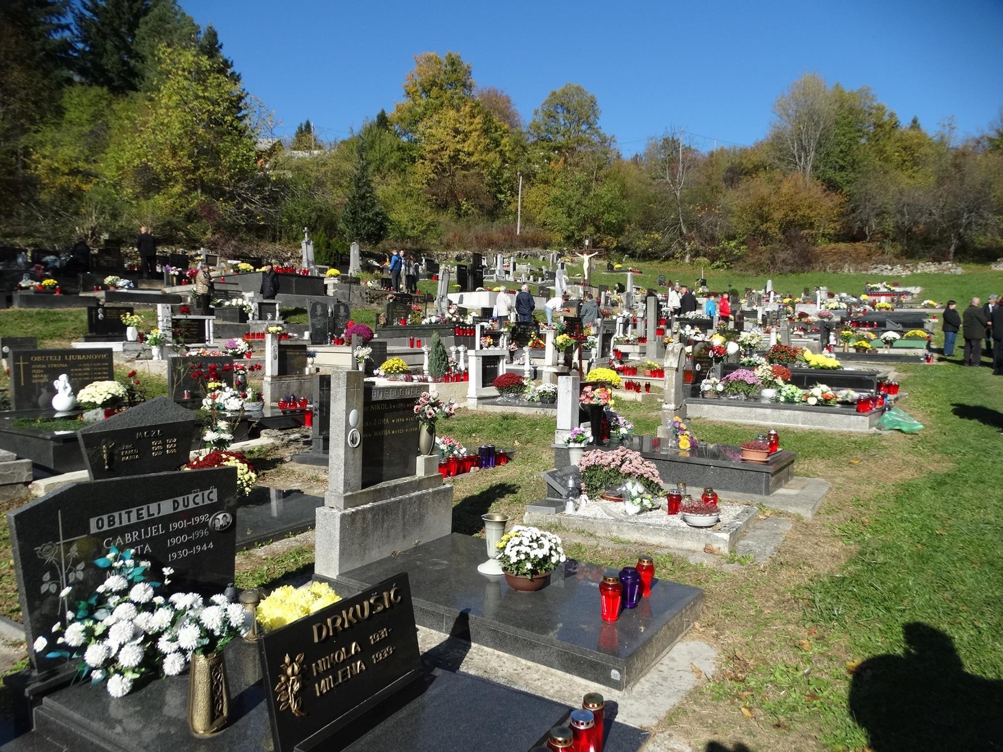 Žumberčani uredimo grobove svojih najmilijih