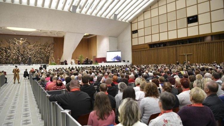 Papa slovačkim grkokatolicima: Čuvajte tradiciju, branite obitelj
