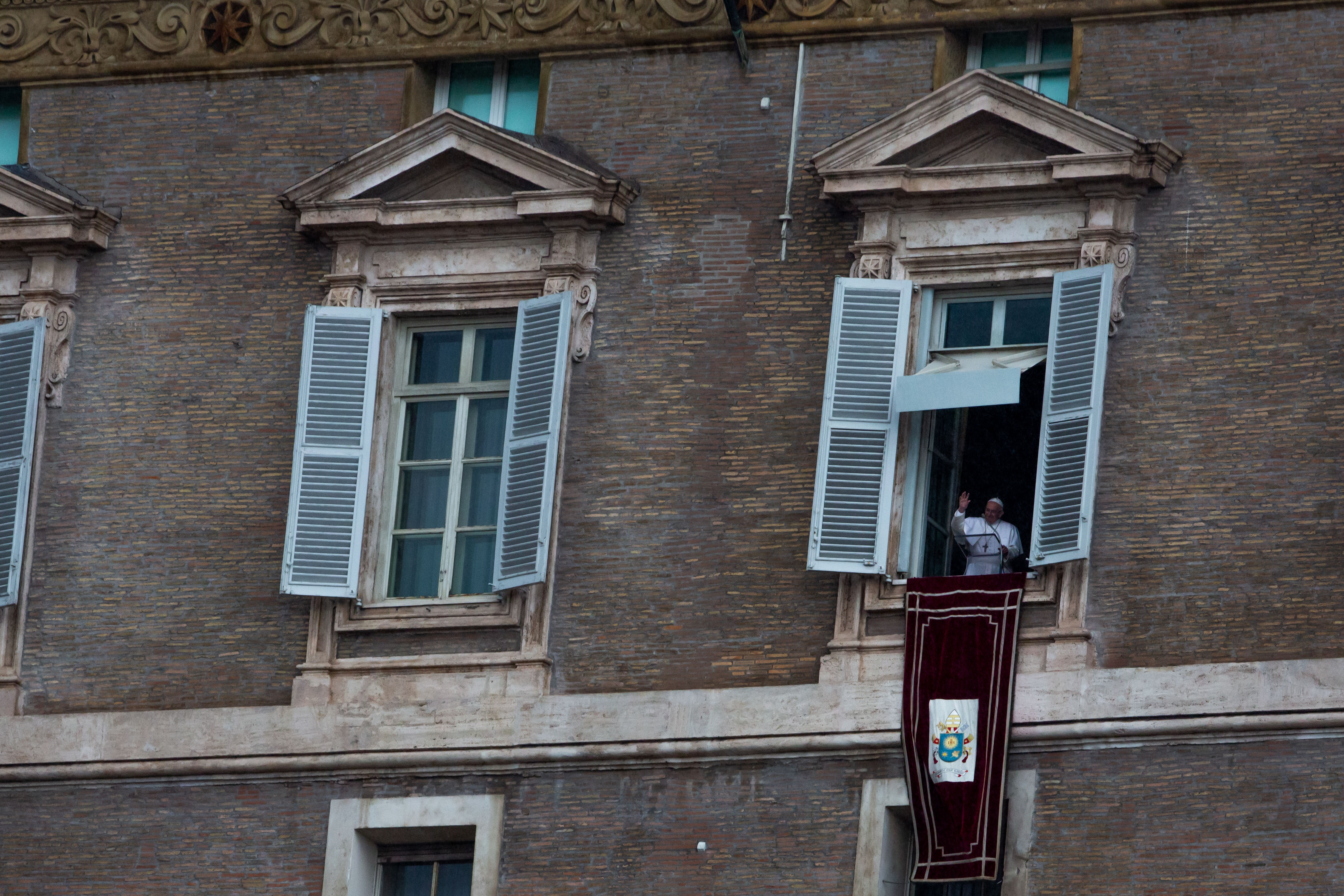 Papa: Na konačni susret s Isusom donijet ćemo samo ono što smo darovali