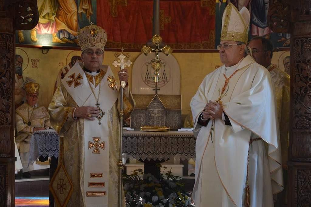 Svečanom arhijerejskom liturgijom inaugurirana novoosnovana eparhija strumičko-skopska i ustoličen prvi eparh