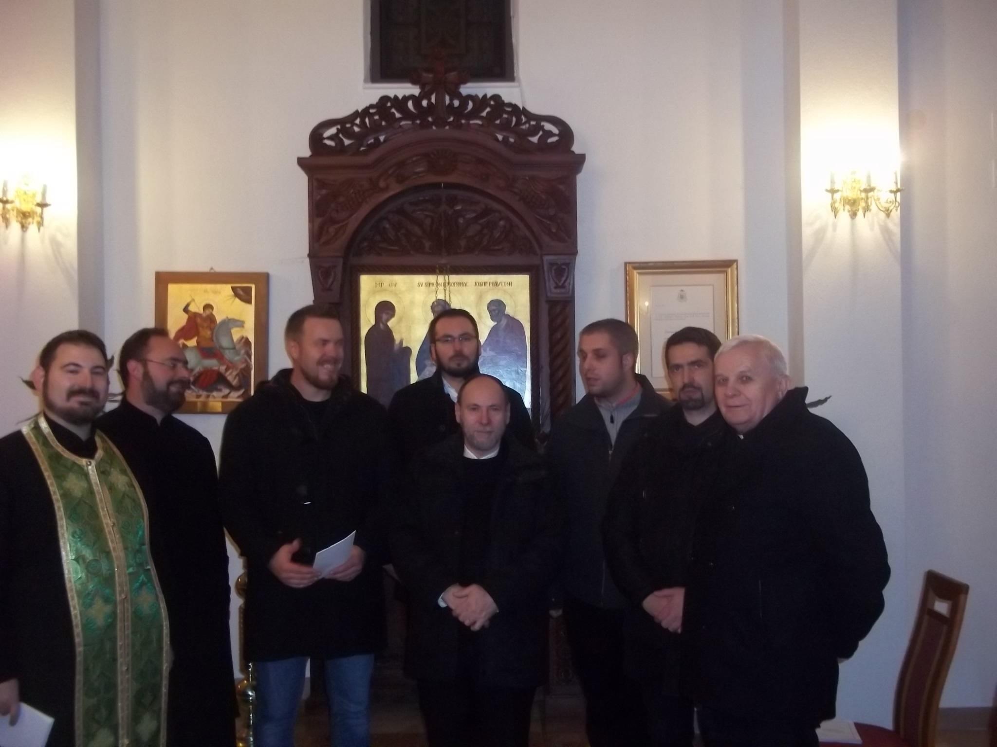 U Jastrebarskom održan predbožićni susret svećenika Žumberačkog vikarijata